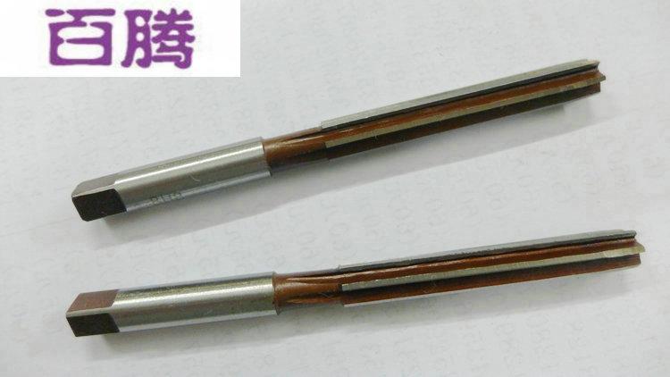 Hand reamer with high speed steel hinge cutter reamer 2930 straight shank reamer