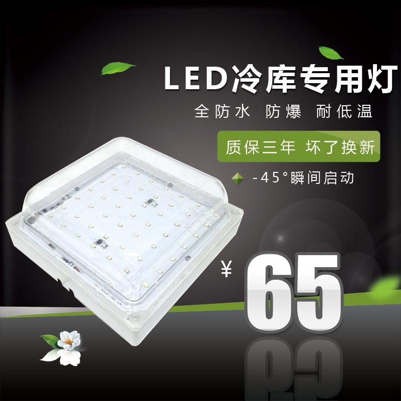 førte tre proofings lampe kølelager lampe lyset på badeværelset 220v36v24V energibesparende grubegassikkert og vandtæt dække lampe 20W30W