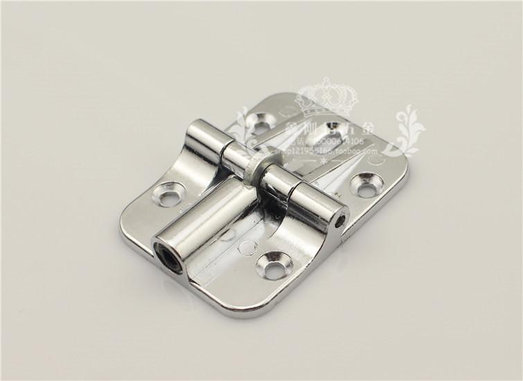 Doblar las bisagras de la puerta de bisagra de aleación de zinc de la pantalla las bisagras de la puerta de bisagra bisagra de romper un plato