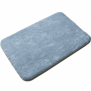 卫生间门口地垫浴室脚垫防滑垫厕所进门门垫吸水卫浴卧室定制地毯