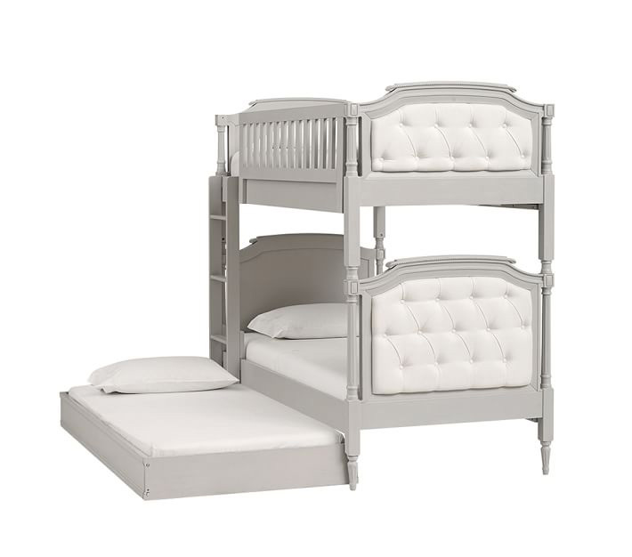 американский кантри - деревянная мебель детской двухъярусной кровати многофункциональный повышенные кровать древесины можно настроить с мягкой постели