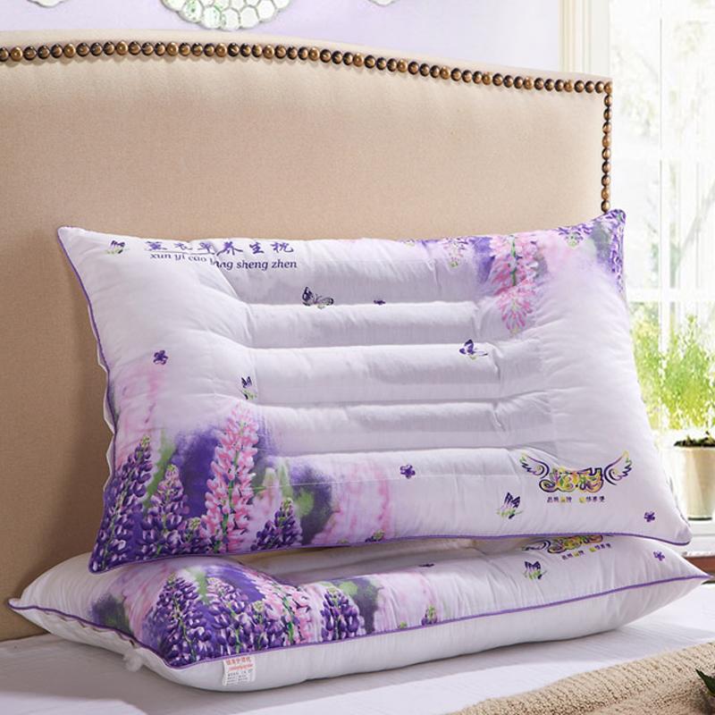 水洗いできる枕枕枕ケツメイシ護首に装成人シングル全体蕎麦まくらの芯を熱く頭頭