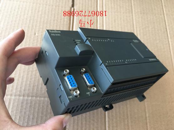 国産互換シーメンスS7-200PLC214-2AD23-LG実物は撮影する