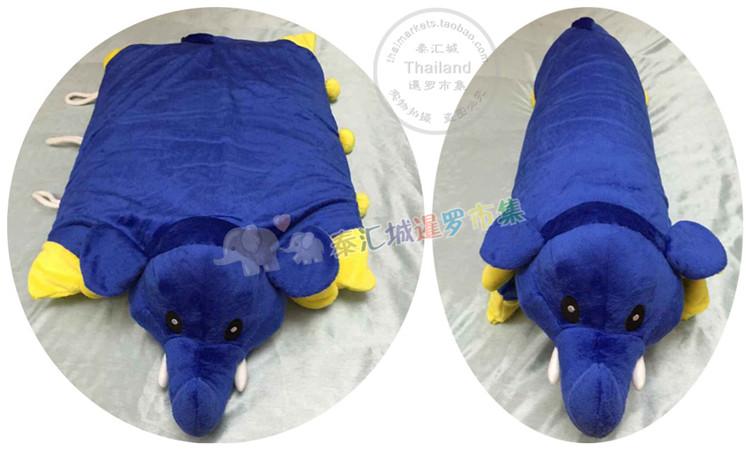 タイ天然ラテックス枕枕PhuketNaturalLatex児童漫画虎象パンダ兎