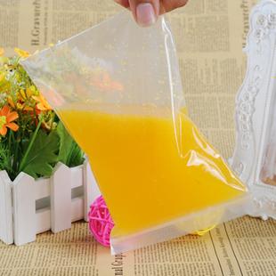 PE自封袋定做透明加厚密封袋批发小号食品包装袋大号封口袋夹链袋