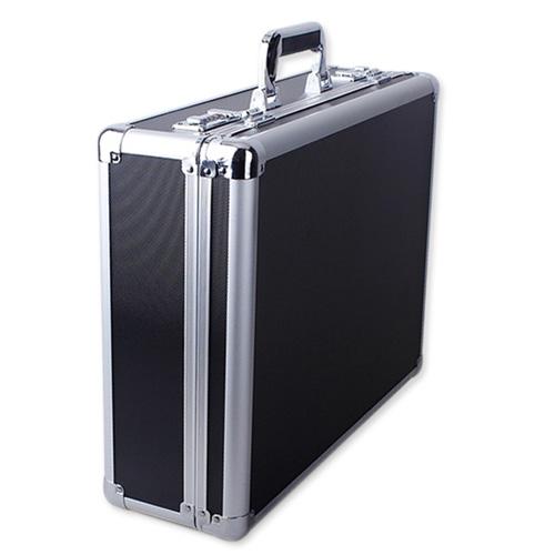 Personalización de la Caja de herramientas la Caja de aluminio de aleación de aluminio a instrumentos de caja Caja Caja caja de transporte aéreo de utilería de caña de pescar.