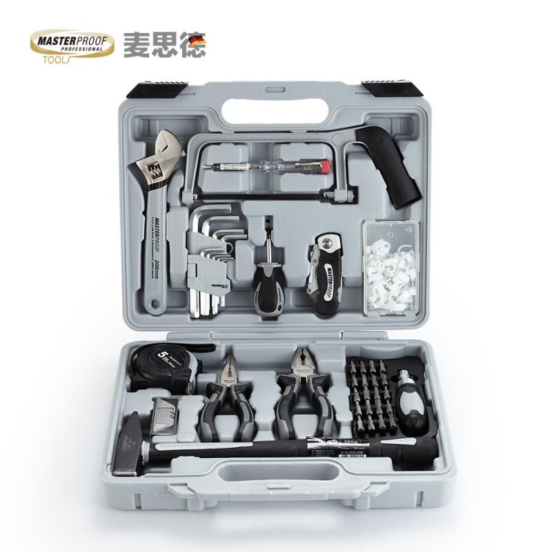 Gli strumenti per la Lavorazione DEL LEGNO, rivestiti di manutenzione Elettrica, Manuale di combinazione di Set di strumenti Hardware degli attrezzi in Germania