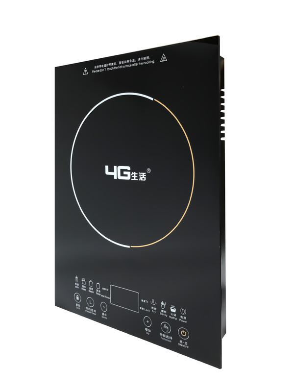 4G 생활 G35S 내장 전자로 싱글 고성능 3500W 데스크탑 전기 도기 난로 가정용 상용 볶음