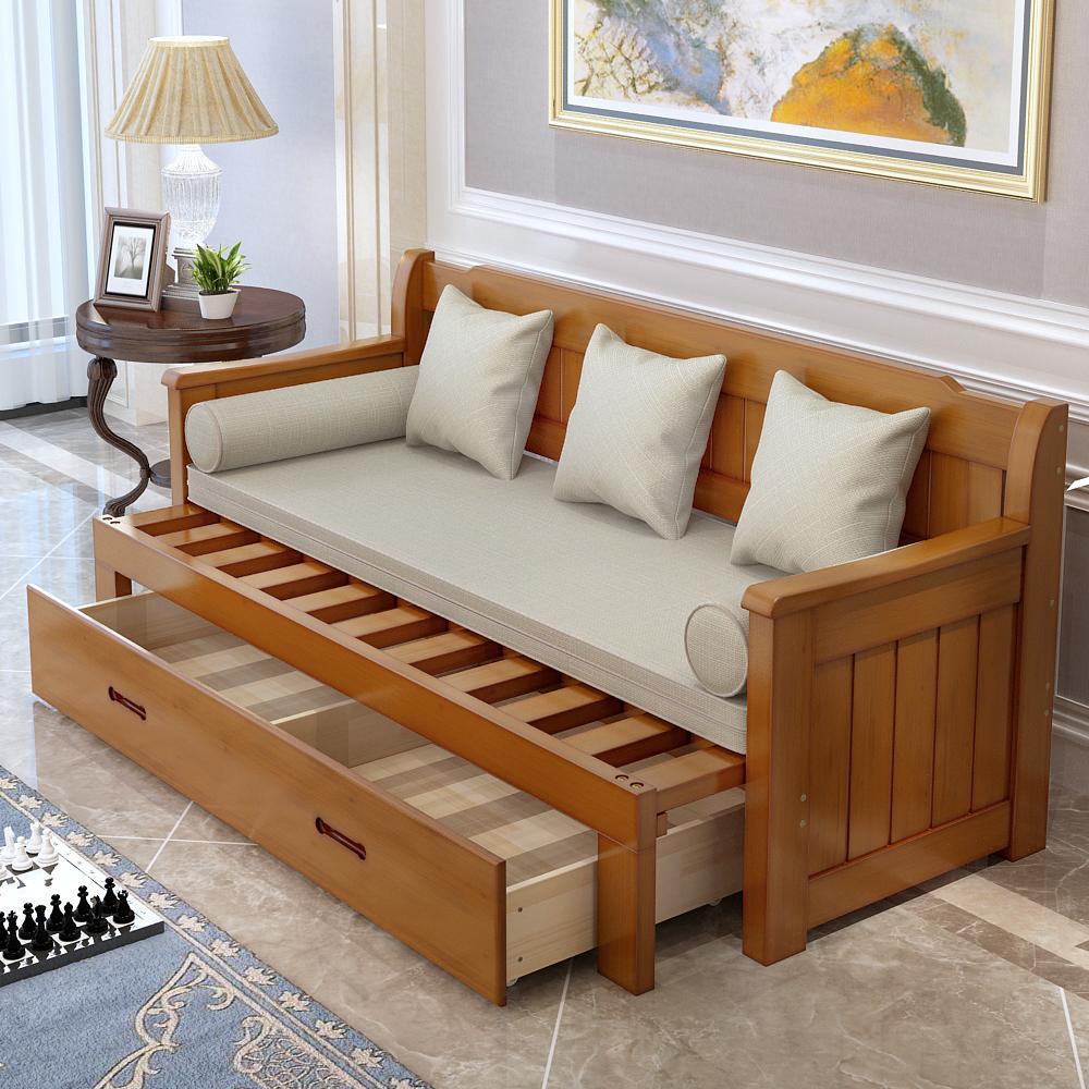 καναπέ κρεβάτι πτυσσόμενου σαλόνι μικρό διαμέρισμα πολυλειτουργική 1,5 m πίεσε και τράβα διπλό δωμάτιο 1,2 1,8