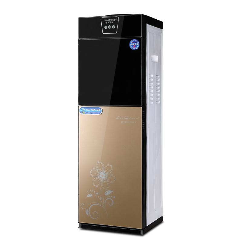 Ε / Πότης ζεστό και κρύο εγχώρια εξοικονόμηση ενέργειας ειδική κάθετη ζεστό βραστό νερό ψύξης μηχανή πάγου διπλό γραφείο