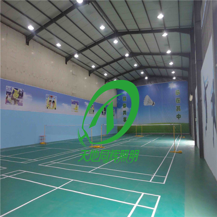 Badminton hall, LED special lamp, badminton field, LED lighting, table tennis court, basketball court, LED lighting