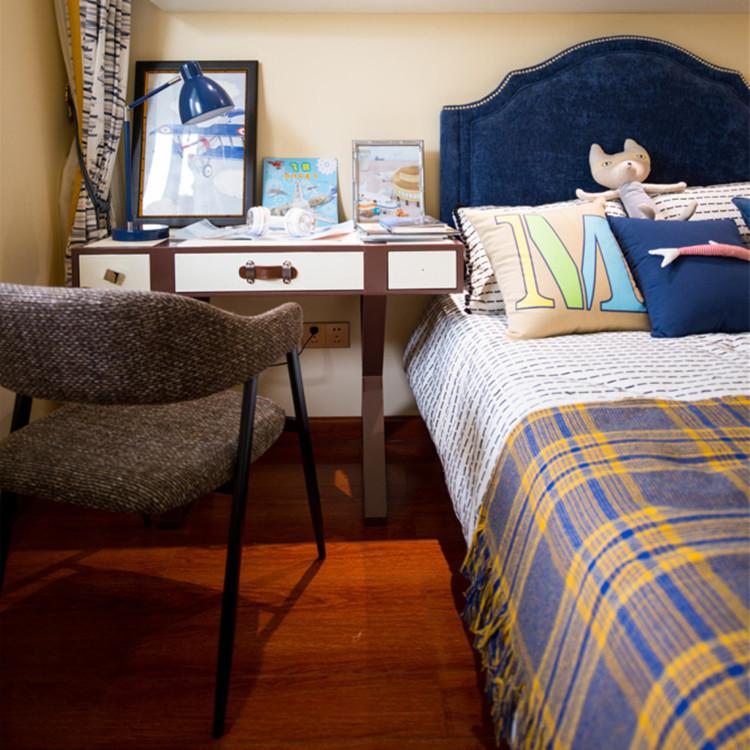 American bed solid wood bed 1.5 meters 1.8 meters double bed princess bed European modern minimalist master bedroom bed Jane