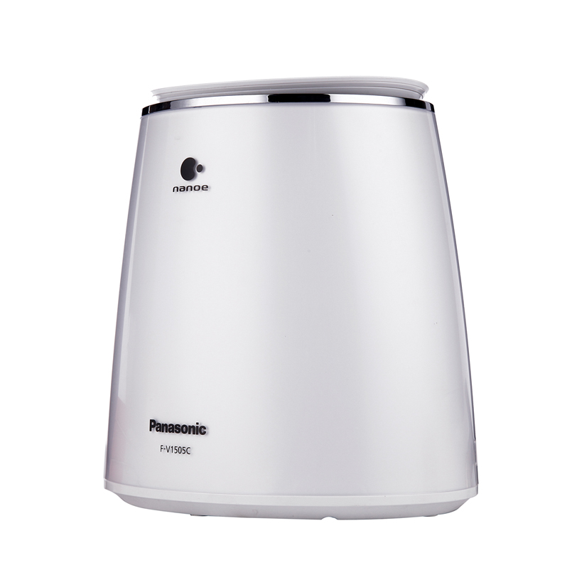 Panasonic desktop air purifier office humidification formaldehyde removal PM2.5 secondhand smoke F-V1505C genuine