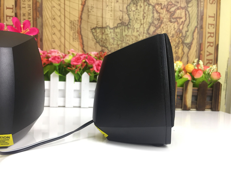 2.1 loudspeaker desktop multimedia passive audio artillery for small sound box speakers