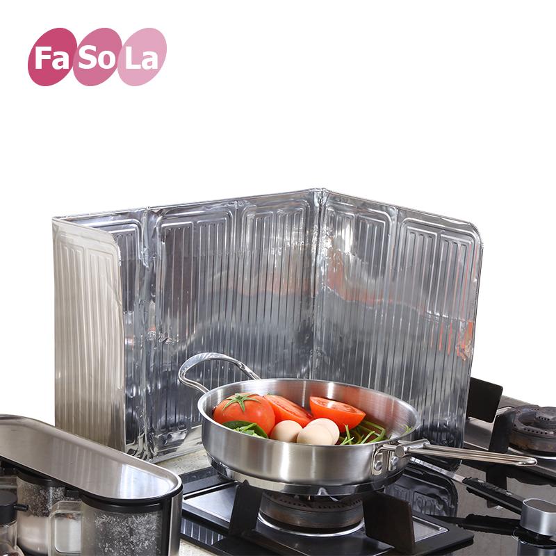 FaSoLa Küche Herd alufolie öl dämpfe die dämpfen die öl - Splash Hochtemperatur - dämmplatten gasherd.