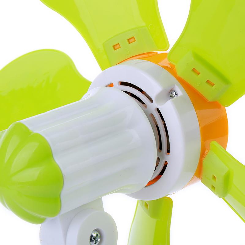 Clip fan, big wind, small electric fan, desktop mini office, student dormitory, bedside fan
