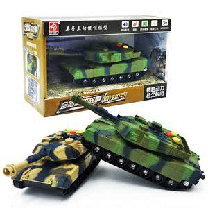 儿童音乐警车玩具车宝宝仿真耐摔的士大巴车坦克吉普车飞机惯性车