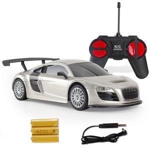 儿童遥控车玩具充电耐摔男孩防撞无线遥控汽车赛跑车兰博基尼礼物