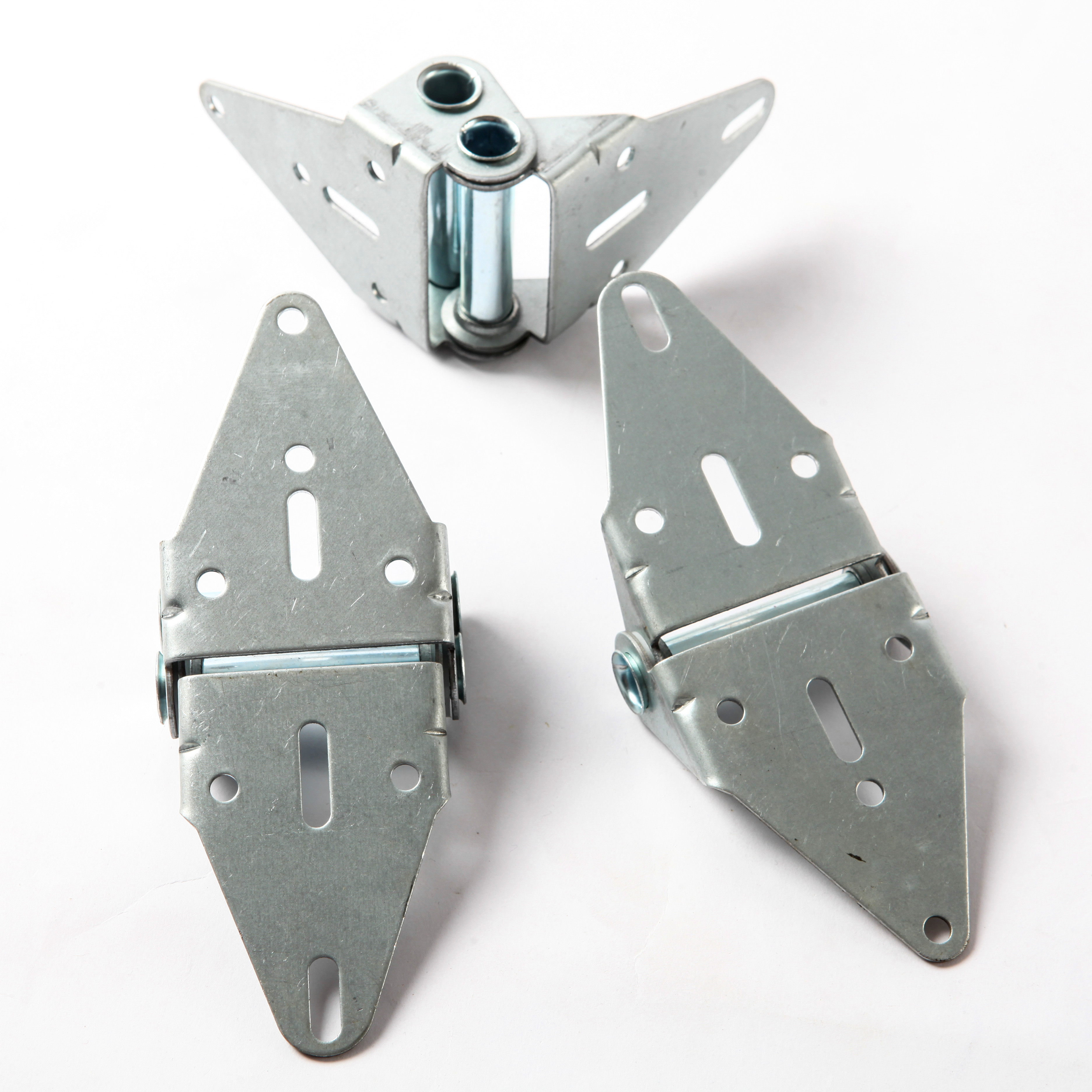 Factory direct plate tilting remote control electric garage door hinge between the 3 parts (a, No. two board)