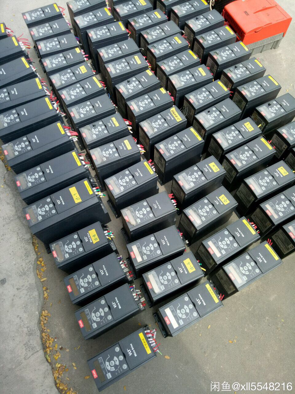 Danfoss frequency converter FC-051P3K0T4E20H3BXCXXXSXXX, 3KW, 380V. Almost new