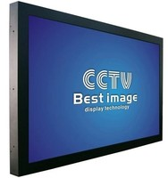 42 inch LCD monitor HDMI input industrial display security monitor HD display