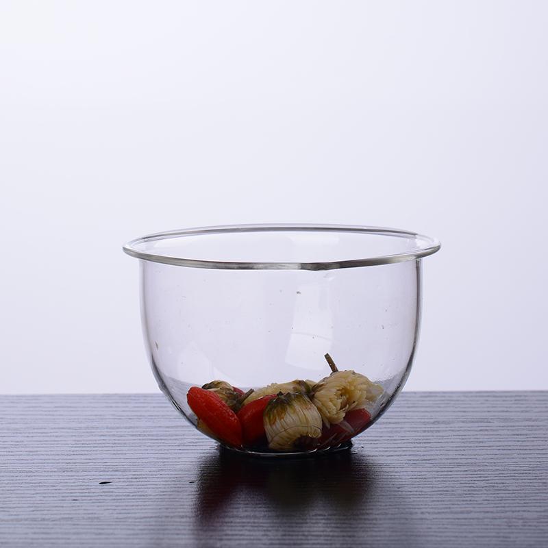 Hitzebeständige Glas teetasse Keramik - Linien MIT Deckel für transparente verdickte Büro Wasser tee - Cup.