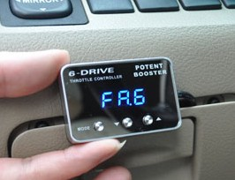 Old Chrysler 300C electronic throttle controller POTENTBOOSTER electronic accelerator