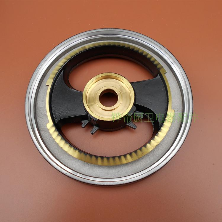 Canbo /CanboQ238-25H gas stove, original fire cover, split burner, gas stove fittings