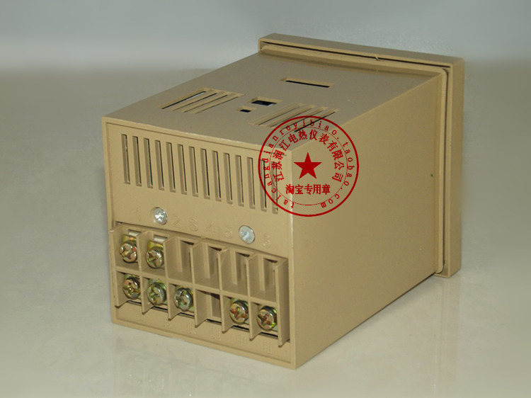 De temperatuur voor de digitale controle van de temperatuur van XMTD-2001 thermostaat 400 graden van 1000 graden 99,9
