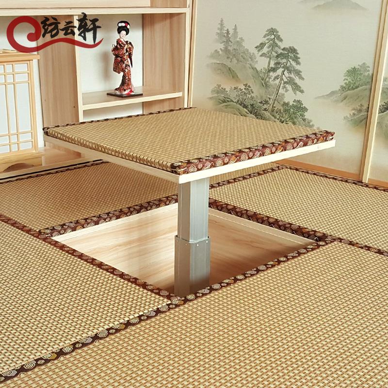 Tatami mats jute mattress core Japanese custom grass cushion m coir mat Tammy I tower
