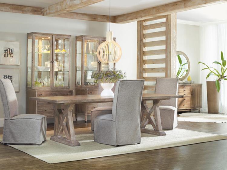 Nông thôn cũ bên Pháp gỗ thật đấy làm món tủ kính trà sứ để tùy chỉnh gỗ sồi.