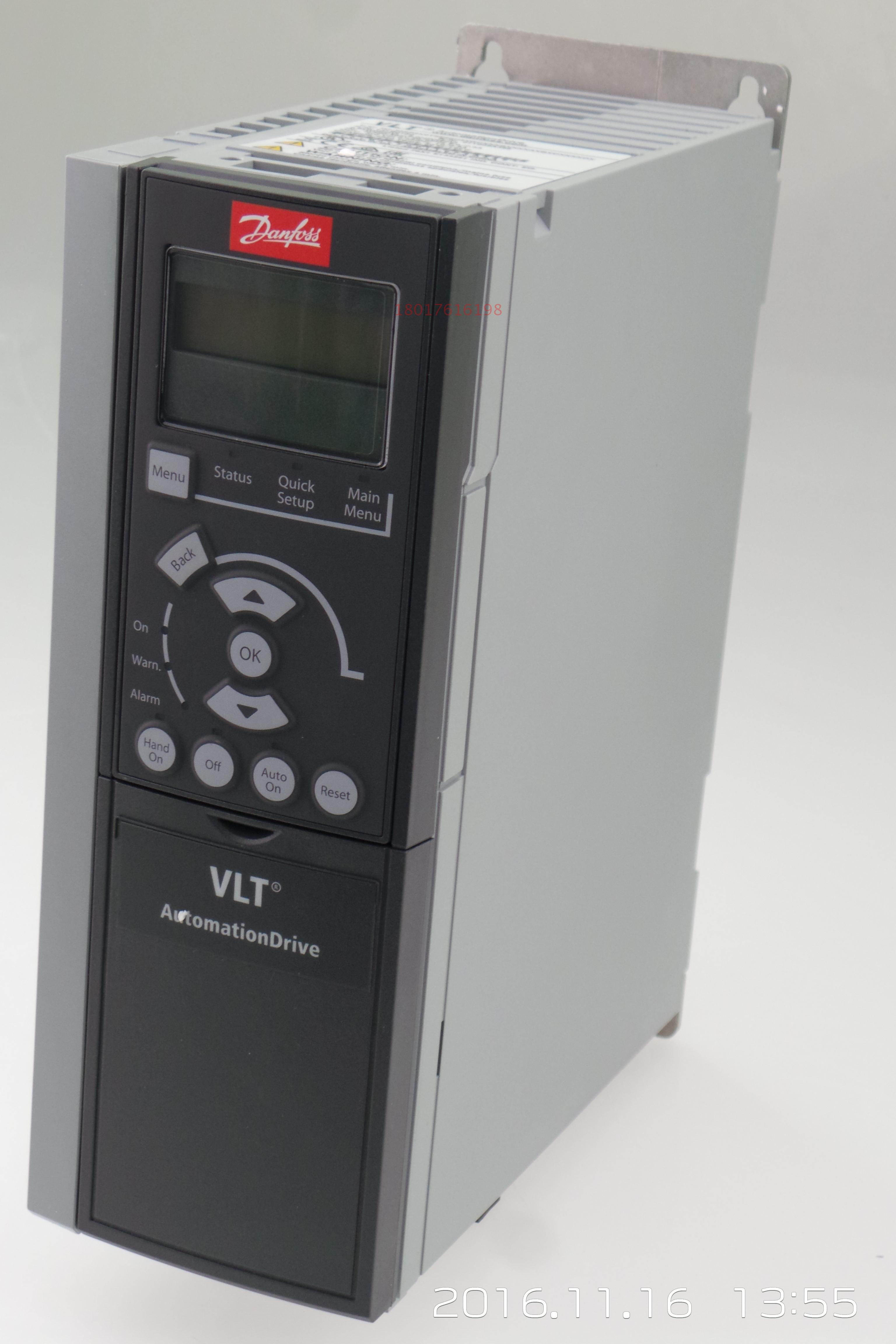 Drei neUe Original Danfoss - FC302P11KT5E20H2BGC 380V11KW spot