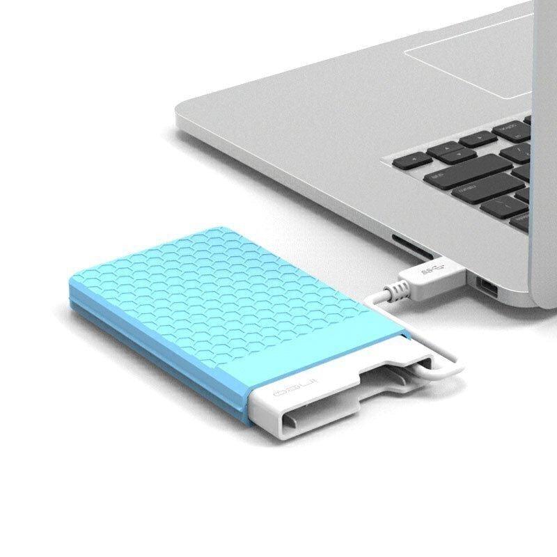 Jeden tag eine kleine Kiste usb3.0 Notebook - festplatte schnelle demontage Draht die externe festplatte SSD - gehäuse