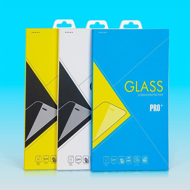 Huawei - ruhm V9 vorgespanntes Glas film für siebdruck kohlefaser - Handy zum film vorgespanntes film