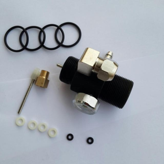 Löschen - ventil - ventil - Kern aus länge und 50