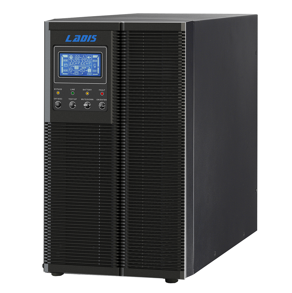 10KVA on line UPS power supply, 8KW external battery, long delay host DC192VG10KL