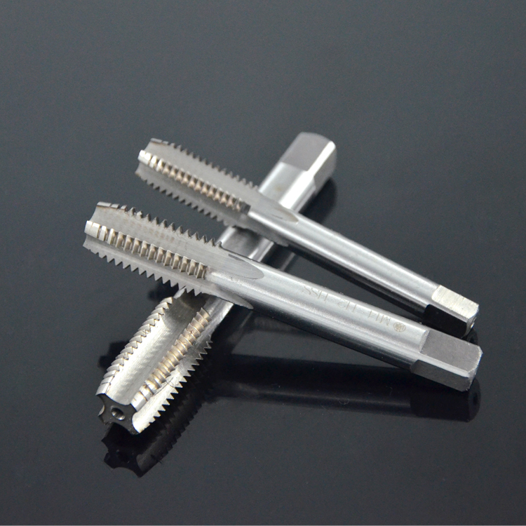 Coarse machine wire taps full HSS high hardness grinding machine taps tapping 6542 high-speed steel hand