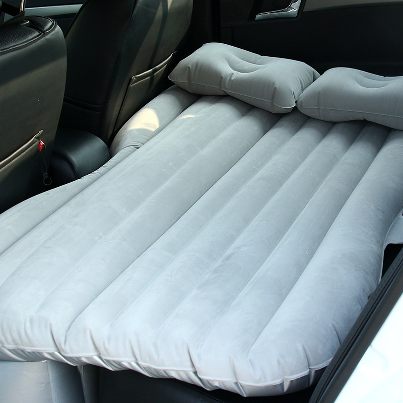 Vehicle inflatable bed cushion cushion car journey lovers Audi A6L car SUV rear children car mattress