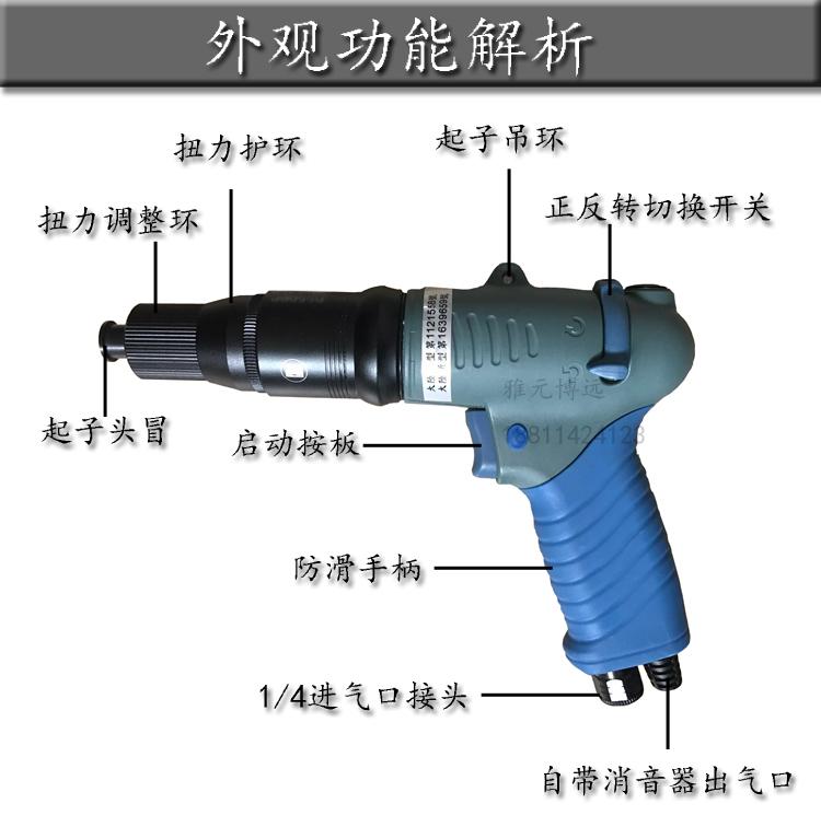 taiwan - ul original ml pneumatice şurubelniţă R55BBP arma de vânt lot cu lot de cuplu de gaz se opreşte automat 12-75