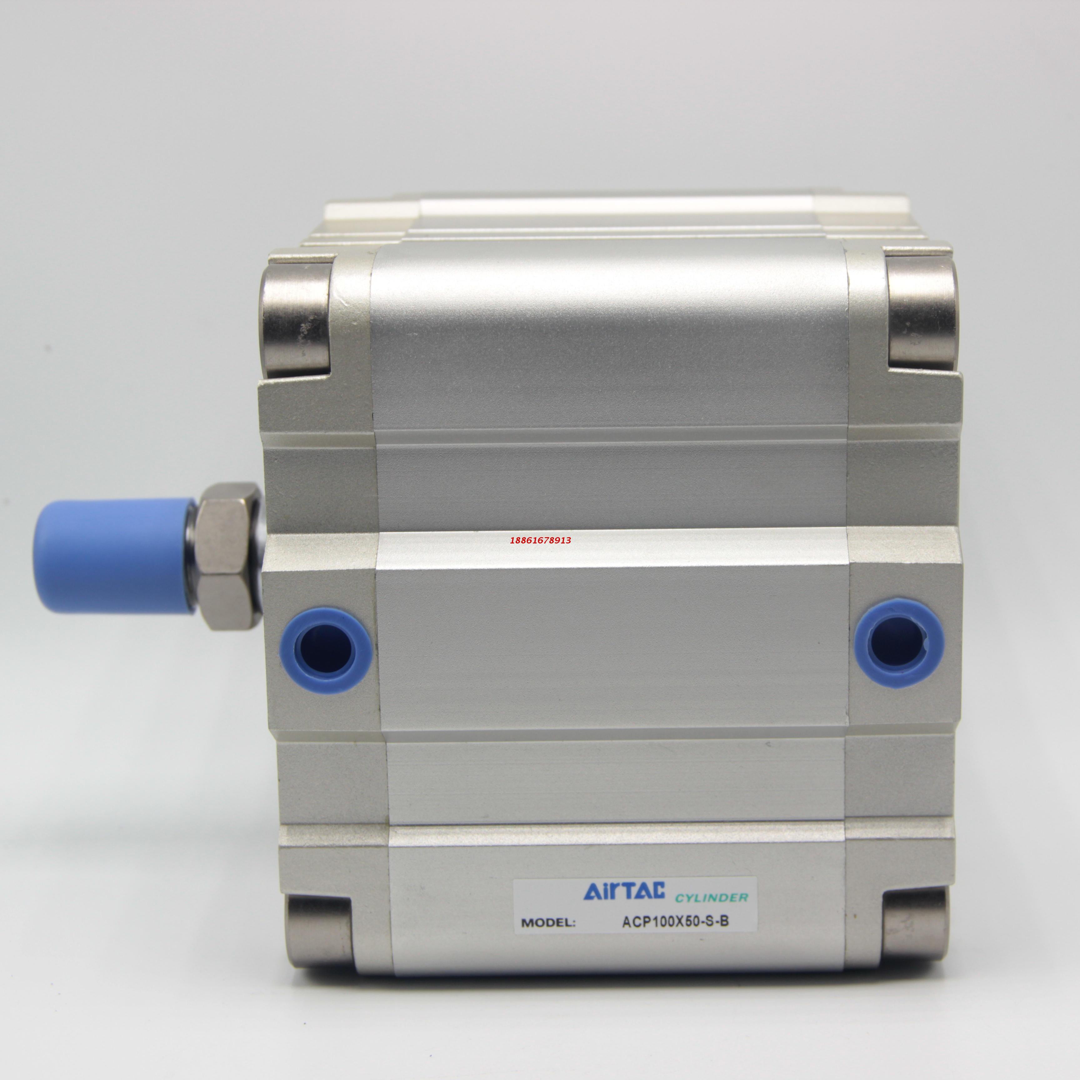 den ursprungliga ACP63X5X10X15X20X25X30X35X40X45X50-S-B gäst kompakt cylinder