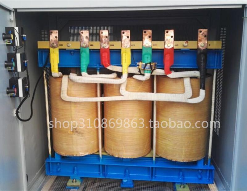 380V fordulj 36V ellenőrzése 200KW380V háromfázisú váltakozó áramot 220V230V transzformátor SBK-200KVA.