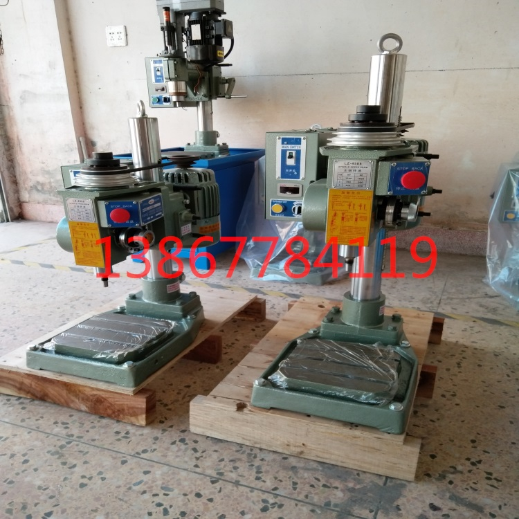 Taiwan Yalida Jia Hong general GT1-203 4508 gear tooth pitch automatic tapping machine automatic tapping machine