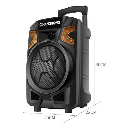 - square - dance - sound MIT tragbaren radio - tragbare stehen mobile hochleistungs - Lithium - ionen - bluetooth - lautsprecher.