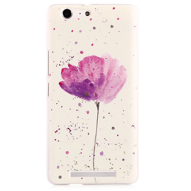 Jin Jin M5 M5 mobile phone shell protective sleeve M5 painted matte shell GioneeM5 South Korea falling tide shell