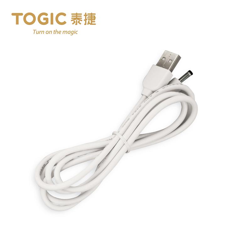 WeBox / Tai Jie LN1606001 original de la ligne d'alimentation Tai Jie décodeur de ligne d'alimentation USB