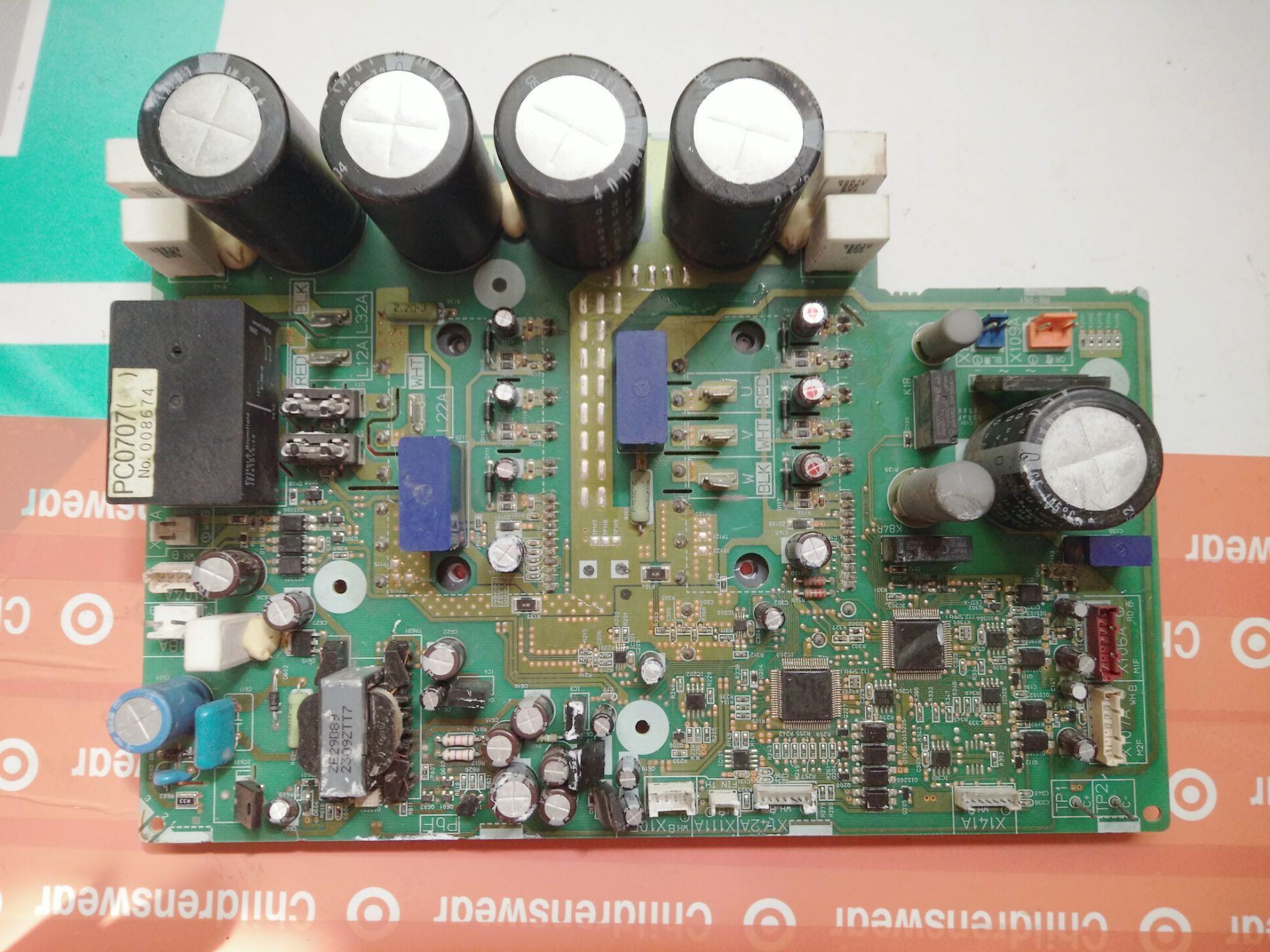 Daikin klimaanlagen computer - board computer An Bord RZQ125KMY3CPC0707ARMXS160EY1C frequenz
