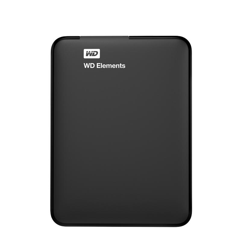 Pour envoyer des paquets de données de l'élément de disque dur mobile WD elements4tb 2,5 pouces de nouveaux éléments e 4TUSB3.0