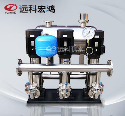 Sin equipos de suministro de agua para la variable secundaria / negativa / segundo / equipos de suministro de agua para el suministro de agua de tanque sin presión