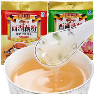 (4口味可选)唐纳兹冲饮代餐红枣莲子西湖藕粉660g(22小包)