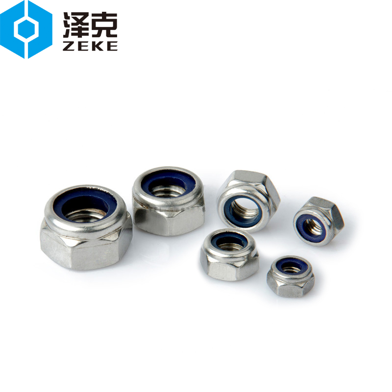 , pick up treasure, online shopping, shop, 304 stainless steel fine tooth locknut self locking anti tooth nut M6M8M10M12M16*1x1.25x1.5.